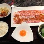 焼肉チャンピオン - ざぶすき御膳 3,800円