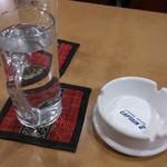 クァーサイヤム - ・焼酎お湯割り