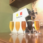 ムサシノバル - 常時4種のクラフトビールが飲めます。