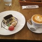Il Paradosso - ティラミスとカフェラテ