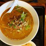 香蘭楼 - 坦々麺