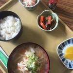 79487951 - 豚汁定食(白飯)¥600