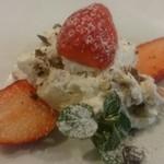 79488298 - Dessert ストロベリーパフェ