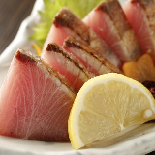 日本海の新鮮な鮮魚