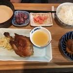 cafe & dining ぼたん - ランチ御膳1,500円 コーヒー(紅茶)又はデザート付き