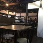 cafe & dining ぼたん - 料亭だった時の厨房をリノベーションしたカフェ