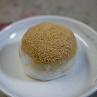 茶房 とみや - 料理写真:クリームわらび大福