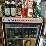 やきやき酒場 こうちゃん家 - ドリンク写真:純米酒から本格焼酎、コダマサワーまで色々あります‼ビンビールはサッポロ赤星☆