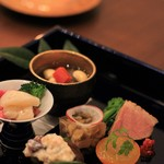 コヤマ - 料理写真:八寸