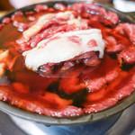 桜なべ 中江 - 桜なべ