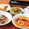 Kashinoki - 料理写真:ハーフ&ハーフ1566円(夜の部のみ)