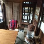 ナオミキャンプ - こんな席  あんな席     個室も あるそうです