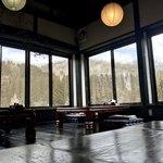 辻の茶屋 - お店からの眺め
