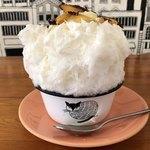カフェ&バー ドローイング - 料理写真:さつまいもミルク