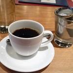 79496473 - ランチホットコーヒー