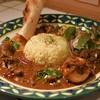 イヌピーピー カレー - 料理写真:3種あいがけ+玉子のアチャール