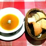 79500554 - スープとパン