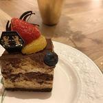 コカルド - ケーキセット (シェフの気まぐれ)  ¥850
