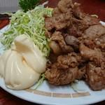 79502931 - 生姜焼き定食