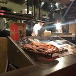 海鮮食飲市場 マルカミ食堂 -