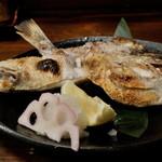 京のうまいもの屋 櫻 - カマ焼き 鯛