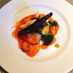 Restaurant MATIERE - 魚ランチ