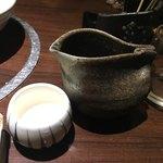 鶏家 六角鶏 - ♪(v^_^)v日本酒も・:*+..:+