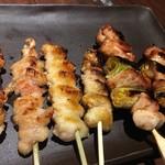 鶏家 六角鶏 - v(^_.^v)♪