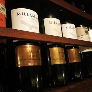こだわりのワイン多数ございます!!