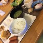 ウエルネスの森 伊東 - 和食系(^∇^)