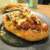 サンチャゴ バーガーズ - 料理写真:チリドッグ