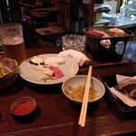 早蕨 - 手作りピクルスとステーキ
