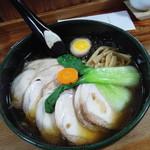 なにや - 料理写真:チャーシュー麺1300円