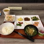 スーパーホテル - 料理写真:無料朝食