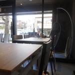 KUTSURO gu Café - 店内
