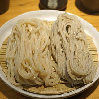 石臼挽き手打蕎楽亭 - 料理写真:めおともり (そば & うどん)