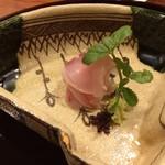おかざき - 鯛の松皮造り