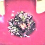 包丁処たち花 - たこの柔らか煮