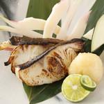 美食美酒 囲 - 料理写真:銀鱈の西京漬け焼き