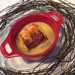 79516132 - 地鶏と野菜のグラタンスープ