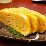 寿司割烹 たから本店 - 出汁巻き玉子