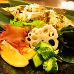 寿司割烹 たから本店 - 渡り蟹 酢