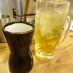 79517365 - ジャスミンハイとジャスミン茶