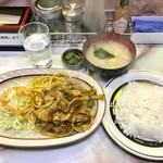洋庖丁 - カリージャワ焼肉ランチ(並)