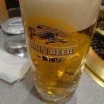 79517938 - ビールは一番搾り