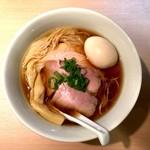 らぁ麺 はやし田 - 特製醤油らぁ麺(1,000円)