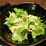 海鮮 銘酒 ななつぼし - サラダ