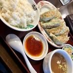 79520479 - ★水曜日 ジャンボ餃子定食8個version★
