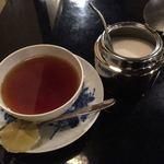 茶廊車門 - 紅茶 レモン