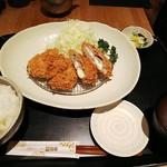 とんかつ 和幸 - 山茶花